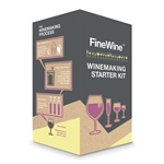 FineWine Deluxe Homebrew Wine Kit w/PET Carboy
