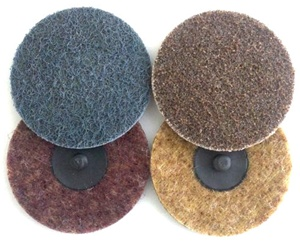 "3"" Roll-on Surface Conditioning Pads"