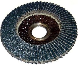 "4.5"" Premier Grind Zirconia Flap Discs - German Made"