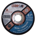 CGW Cut Off Wheels