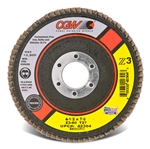 "4.5"" High Quality CGW Z3 Zirconia Flap Discs"