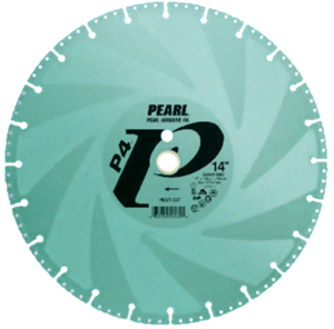 "Pearl 14"" Multi-Cut Utility / Demolition Blade"