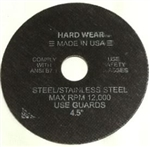 Hard Wear Cut Off Wheels - Made In USA
