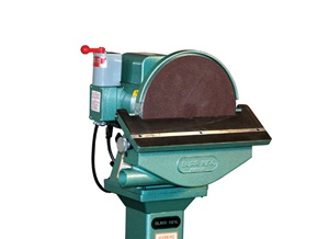 CGW PSA Cloth Sanding Discs for Bench & Pedestal Grinders