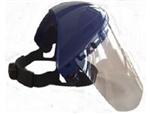Protective Face Shield with Head Gear