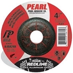 "Pearl 4.5"" and 5"" Redline™ Max-A.O.™ Depressed Center Wheels"