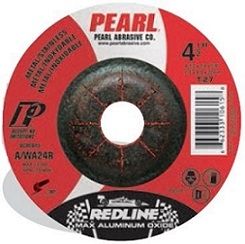 "Pearl 4.5"" and 5"" Redline Max-A.O. Depressed Center Wheels"