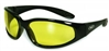 Hercules Safety Glasses - Yellow