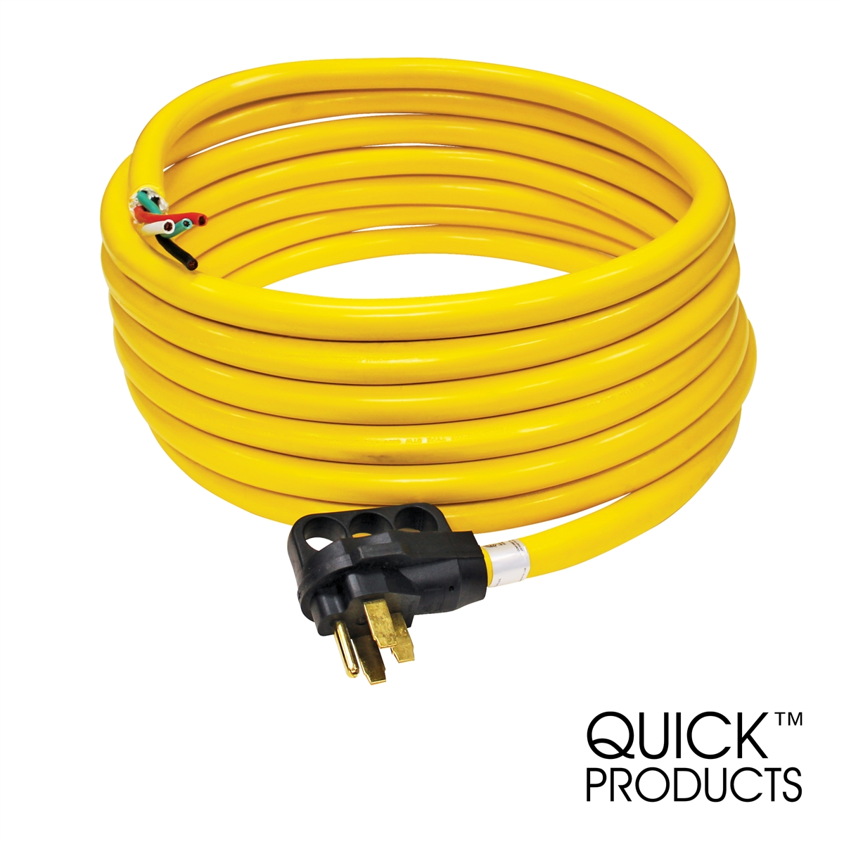 Sensational Quick Products Qp 50 30H 50 Amp Rv Cord Grip Handle Plug And 6 Wiring Cloud Hisonuggs Outletorg