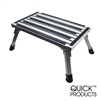 Quick Products QP-ASS101 Folding Aluminum Platform Step