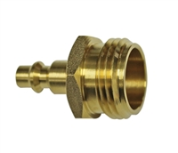 Quick Products QP-BOPQCB Blow Out Plug with Brass Quick Connect