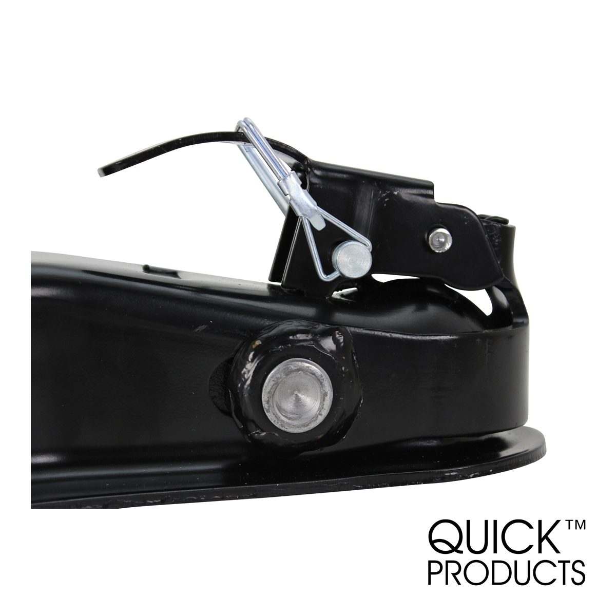 Quick Products QP-HS3502 A-Frame Trailer Coupler with Yoke Latch - 2 ...