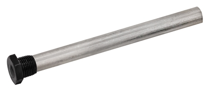 "Quick Products QP-MARD9.5 Magnesium Anode Rod for Atwood 10 Gallon Water Heaters - 9.5"", 1/2"" NPT (Replaces 11593)"