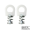 Quick Products QP-PC2 Cam Lock Plastic Fasteners - Pack of 2