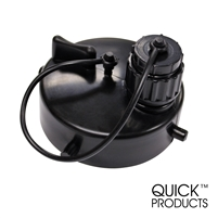 Quick Products QP-RGWSPA RV Gray Water Sewer Pipe Adapter