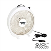 Quick Products QP-TE1-0126 Boundless Breeze Ultimate RV / Marine Fan – 12 Volt