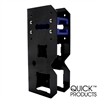 Quick Products QP-TRC The Rack Collector - Ultimate Wall-Moutn Storage Device for Bike Racks, Cargo Carriers, and other Hitch-Mount Accessories