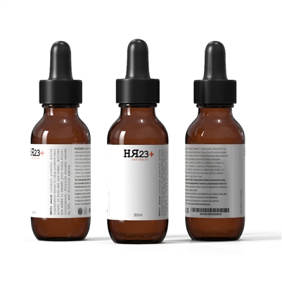 Hair Growth Serum with KGF Triple Pack