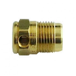 Regulator Safety Plug Male
