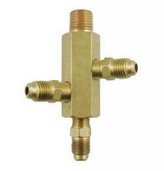 Regulator Manifold 3 Outlet
