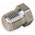 "Hex Plug 1/4"" MNPT Stainless Steel"