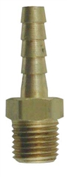 "Adapter 3/8"" Barb 1/2"" MPT brass"