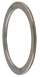 shank metal washer