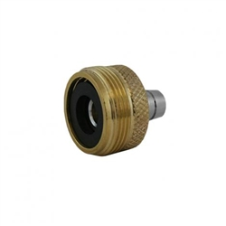Faucet Cleaning Adapter Brass 20B03139