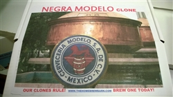 Negra Modelo Clone beer kit