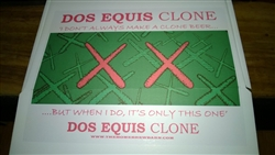dos equis clone beer kit