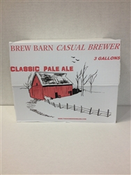 Pale Ale 3 gal Casual Brewer beer kit