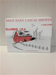 IPA 3 gal Casual Brewer beer kit