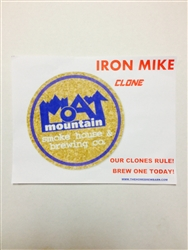 Iron Mike Moat Mountain clone