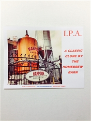 Harpoon IPA clone