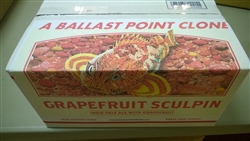 Grapefruit Sculpin Clone beer kit