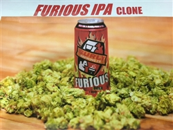 Furious Double IPA Clone