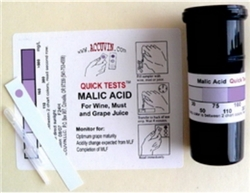 Malic Acid Test Kit 10 tests