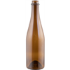 Champagne Bottle 750ml Amber Punt