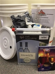 Wine Making Starter Kit