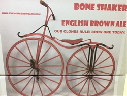 Bone Shaker English Brown Ale Clone Beer Kit