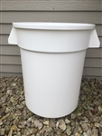 Fermenter Bucket White 10 gal