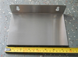"SS Drip Tray Holder Top Mount 5"" X 8"""