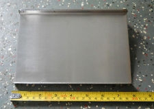 "SS Drip Tray Holder Bottom Mount 5"" X 8"""