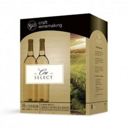 Cru Select German Riesling Traminer wine kit