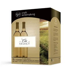 Cru Select Cabernet Syrah Zinfandel wine kit