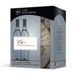 Cru International Italian Pinot Grigio wine kit