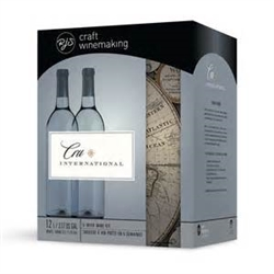Cru International Pinot Noir wine kit