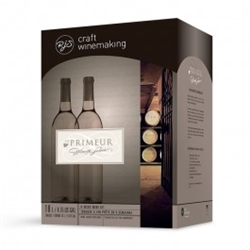 En Primeur Chile Merlot wine kit