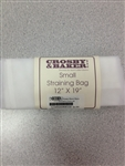 Strain Bag Fine Mesh Small Nylon