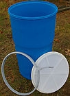Barrel Food Grade Plastic 14 gal